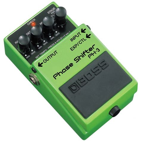 best phase shifter pedal buy ph 3 phase shifter effects pedal