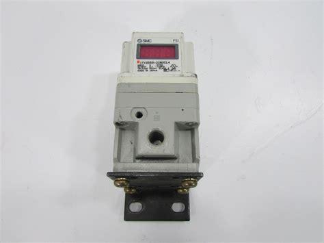 Smc Electro Pneumatic Regulator smc electro pneumatic regulator itv2050 22n3cl4 ebay