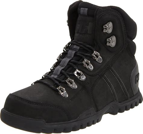 helly hansen mens boots helly hansen mens mission winter boot in black for