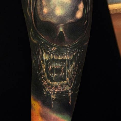 xenomorph tattoo 69 best images about tattoos on