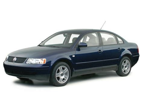 Volkswagen Passat 2000 by 2000 Volkswagen Passat Information And Photos Momentcar