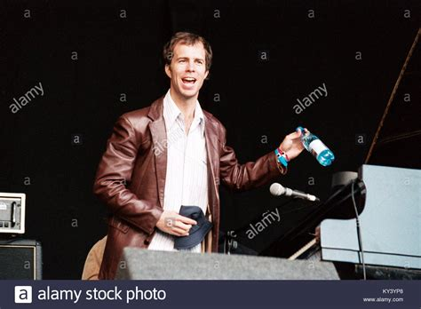 ben folds rock this in wales 1990s singer performing stock photos 1990s singer
