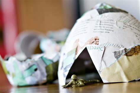 Things To Make With Paper Mache - diy paper mache 187 ashleyannphotography