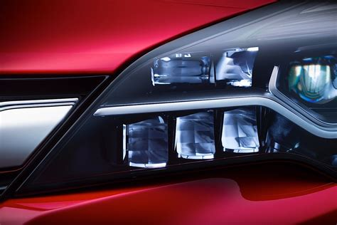 Lu Led Headlight Motor opel intellilux led matrix headlights to debut at iaa 2015 on the opel astra k autoevolution