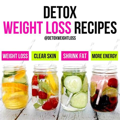Detox Cleanse Recipes Weight Loss weight loss cleanse recipe