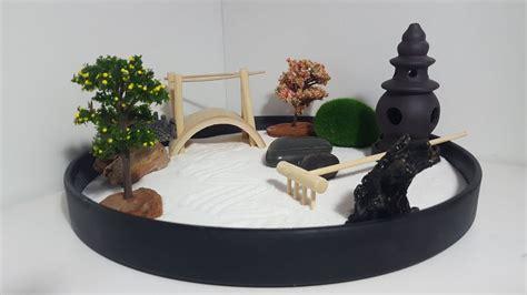 come costruire un giardino zen in miniatura come creare un giardino zen icnbuys