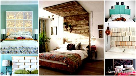 diy com bedrooms 41 diy headboard projects that will change your bedroom design