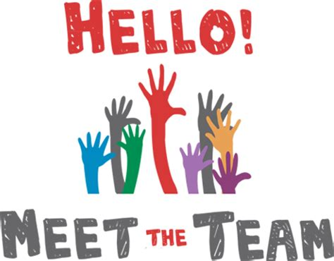Image result for meet the social service team clipart