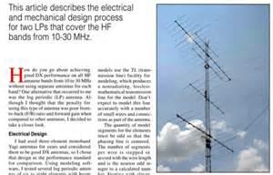 log periodic antenna antennas log periodic
