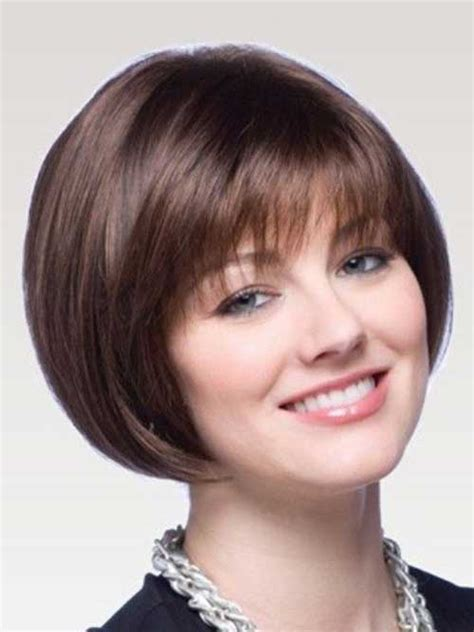 rounded bob haircut pictures 15 best bob cuts for round faces bob hairstyles 2017