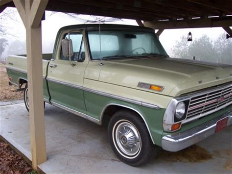 Old ford trucks for sale in alabama