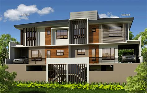 duplex house design in the philippines