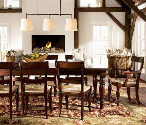 Rustic dining room tables and chairs collection 187 simple design of