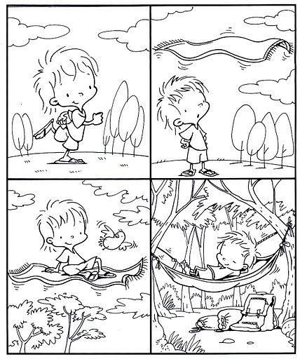 imagenes espacio temporales secuencias temporales de cuentos infantiles imagui