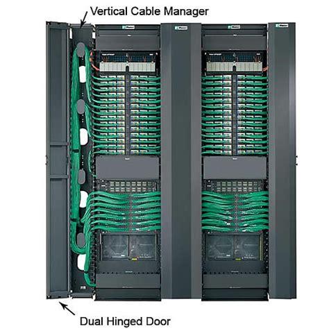 Patch Rack Cable Management by Archives Internetrap