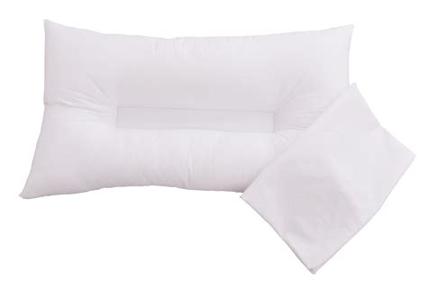 Ear Pressure Sore Pillow by Side Sleeper Cnh Ear And Sore Relief Pillow With