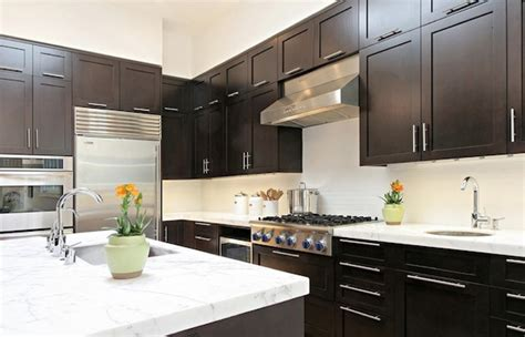 modern dark kitchen cabinets inspiring kitchen cabinetry details to add to your home