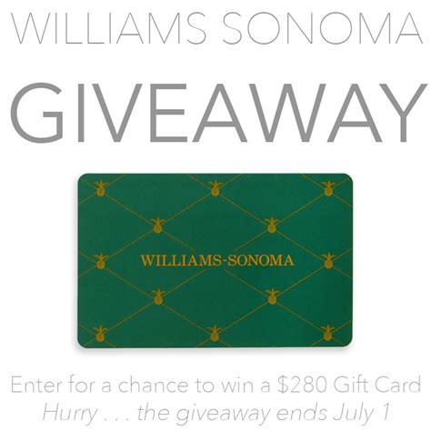 William Sonoma Gift Card - melon feta salad joy in every season