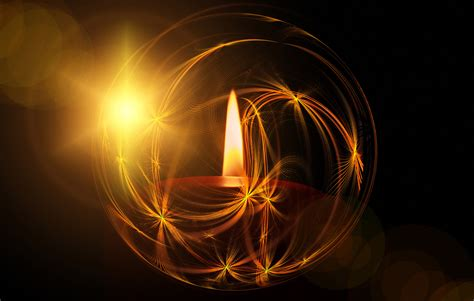 sfondi candele 19 great candle themed free wallpaper or