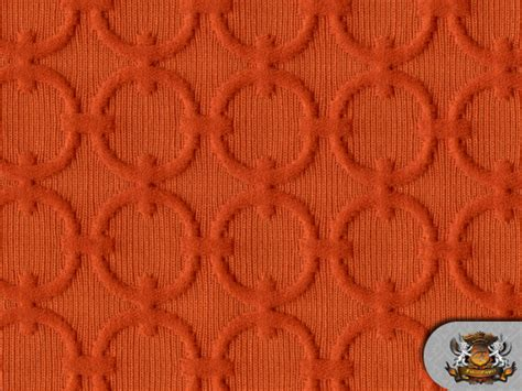 Upholstery Fabric Orange by Polycotton Circles Orange Upholstery Fabric Bty Ebay