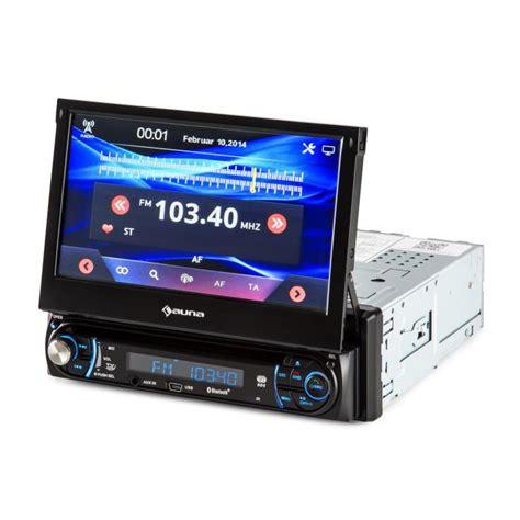 Auto Radios by Mvd 240 Autoradio Dvd Usb Sd Aux Mic Mvd 240 Auna Fr