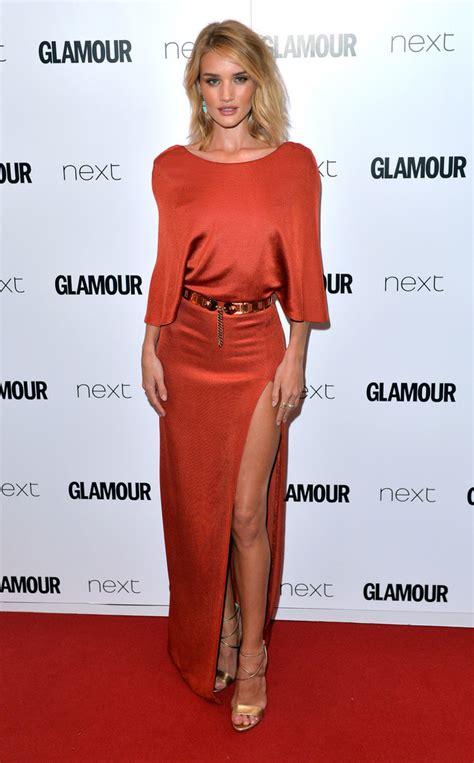 Rosie Slit Dress rosie huntington whiteley evening dress evening dress