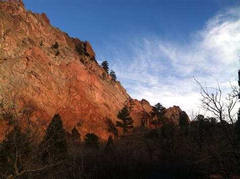 Garden Of The Gods Difficulty Noteworthy Hikes In Colorado Springs Colorado Musely