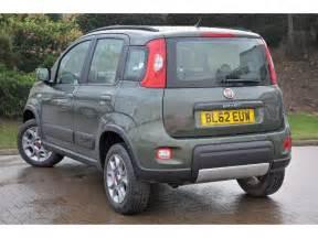 Used Fiat Panda 4x4 Diesel Used Fiat Panda 1 3 Multijet 4x4 5dr Diesel Hatchback For