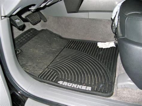 4runner All Weather Mats by Floor Toyota 4runner Floor Mats 2007 Impressive On Floor