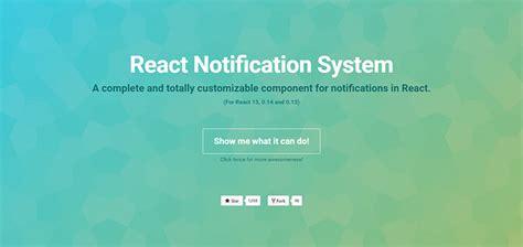 javascript notification pattern 10 useful javascript notification libraries web