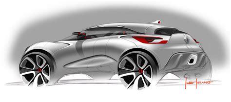 design google car renault capture cars design cars sketches renault