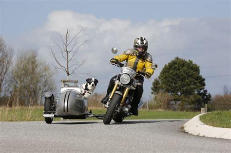 Motorrad Gespann F R Hunde by Sauer Mueller Motorradseitenwagen Wing