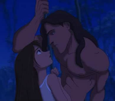 tarzan and jane commercial tarzan and jane commercial tarzan and jane swing tarzan the silver petticoat review