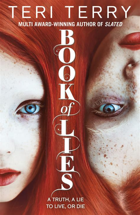 Book Of Lies book of lies by teri terry book review scifinow the