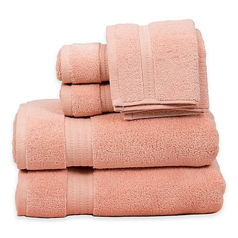 bed bath beyond towels buy zero twist bath towel in white set of 6 from bed
