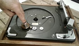 Image result for Turntable Drive Wheel. Size: 273 x 160. Source: asstmusic.com