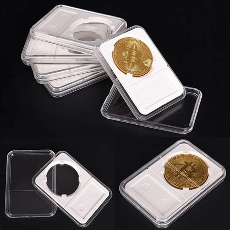 professional coin display holder coin collecting storage