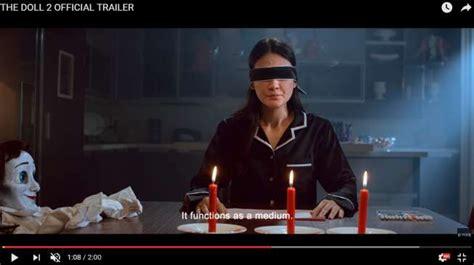 film horor ekstrim diganggu hantu syuting quot the doll 2 quot molor uzone