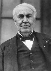 Thomas edison the inventor with 1 093 patents