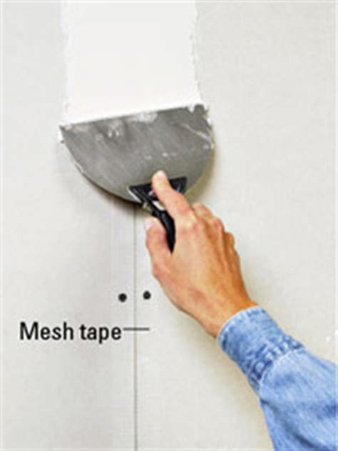 diy drywall mudding and taping how to finish joints drywall installation repair
