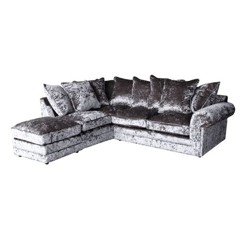 cheap crushed velvet sofa crushed velvet furniture sofas beds chairs cushions