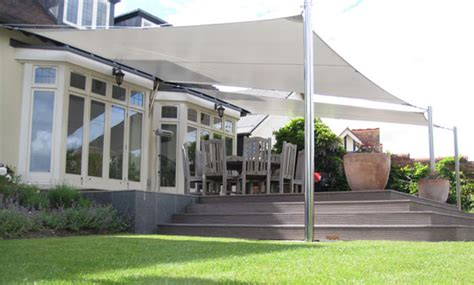 garden awnings and sails garden canopies custom made to the highest specification