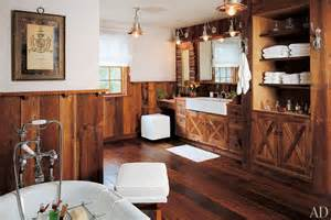 Rustic Country Bathroom Ideas Rustic Barn Inspired Homes The Suite Designs