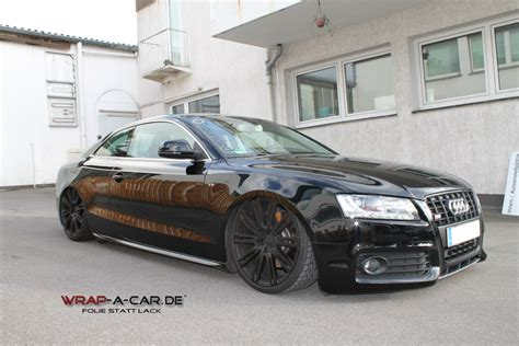 Autofolie 4 You by Audi S5 Folierung 4