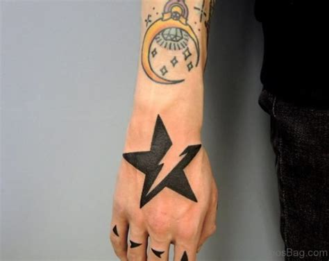 blackstar tattoo 29 tattoos on