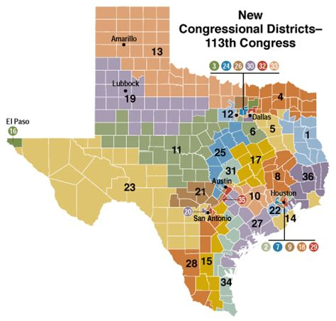 texas house district map from texas texas explained 5 more politics