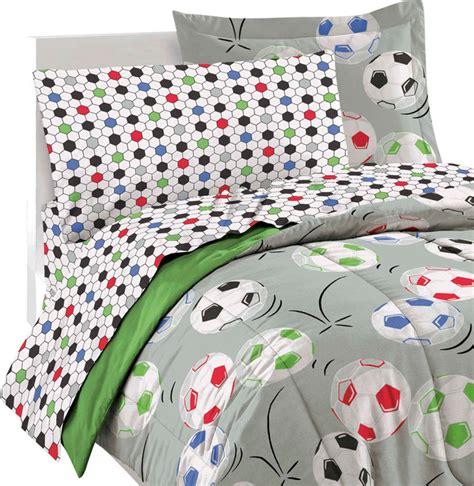 soccer comforter full soccer balls full bedding set 7pc comforter sheets