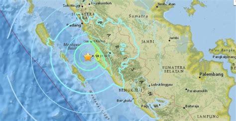 earthquake tangerang strong earthquake hits padang enviro tempo co