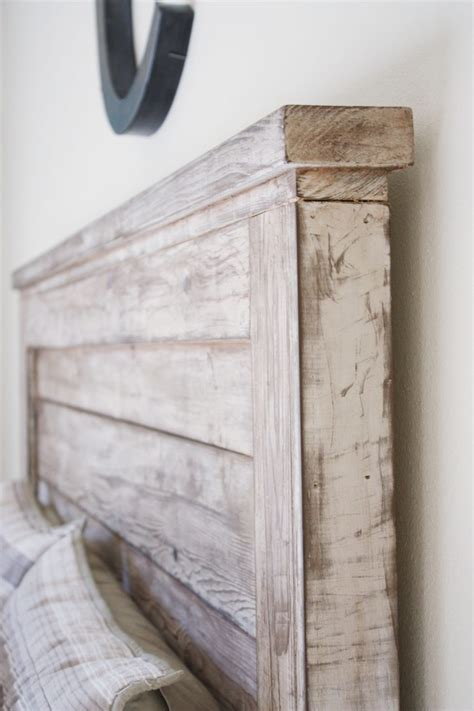 extraordinary diy wood headboard ideas come with white