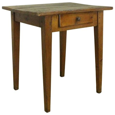 Pine Side Table Antique Pine Side Table For Sale At 1stdibs